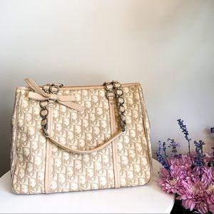 HOST PICK😍 Vintage Dior Trotter Shoulder Bag